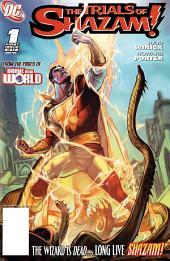 Trials of Shazam (2006-) #1