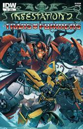 Transformers: Infestation II #2