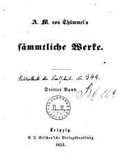 Sämmtliche Werke: Bände 3-5