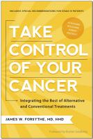 Take Control of Your Cancer PDF