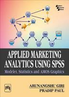 APPLIED MARKETING ANALYTICS USING SPSS PDF