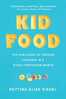 Kid Food Book