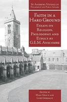 Faith in a Hard Ground PDF