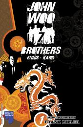 John Woo's Seven Brothers Graphic Novel Vol. 1: Sons of Heaven, Son of Hell