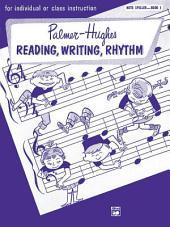 Palmer-Hughes Accordion Course Note Speller, Book 1