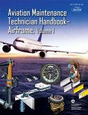 Aviation Maintenance Technician Handbook  Airframe Vol  1 PDF