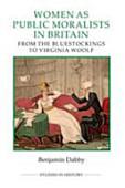 Women As Public Moralists In Britain