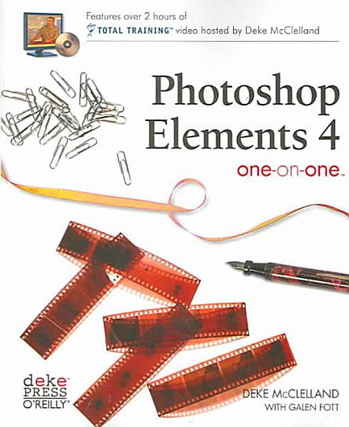 Download Photoshop Elements 4 One on one Book