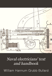 Naval Electricians' Text and Handbook
