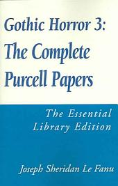Gothic Horror 3: The Complete Purcell Papers