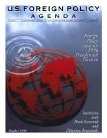 Foreign Policy and the 1996 Presidential Election PDF