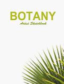 Botany Artist Sketchbook PDF