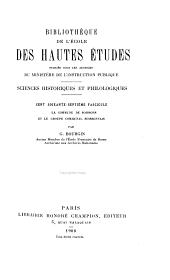 Sciences historiques et philologiques: Volume167