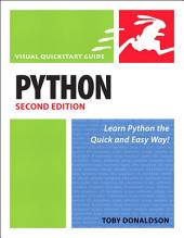 Python: Visual QuickStart Guide, Edition 2