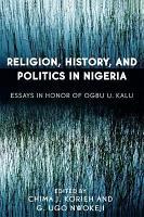 Religion  History  and Politics in Nigeria PDF