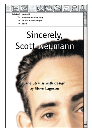 Sincerely, Scott Neumann