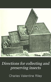 Directions for Collecting and Preserving Insects: Parts 1-3