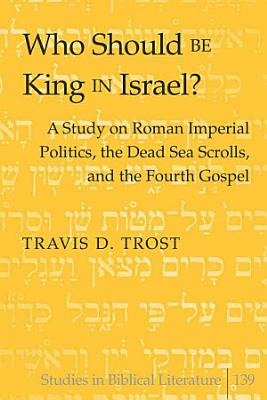 Who Should be King in Israel  PDF