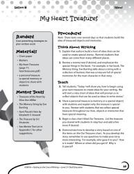 Writing Lesson Level 2 Writing Ideas From My Treasures Book PDF