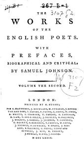 The Poems of Cowley: Volume 2