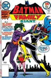 Batman Family (1975-) #9