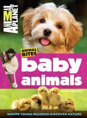 Animal Planet Baby Animals (Animal Bites Series): Animal Planet Baby Animals (Animal Bites Series)