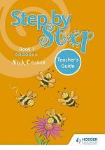 Step by Step Book 1 Teacher's Guide