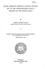 Parasitic Copepods: Volume 3