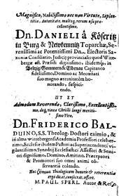 Christologias Sacrae Disputatio Quadragesima Secunda De Corporis Christi Glorificatione Et Diversa Eius Apparitione