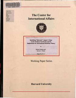 Specifying  interests  PDF