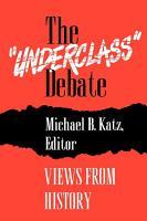 The  Underclass  Debate PDF