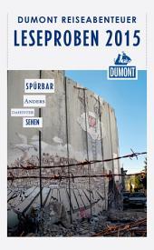 DuMont Reiseabenteuer Leseprobe 2015: Ausgabe 3