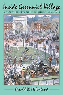 Inside Greenwich Village Book