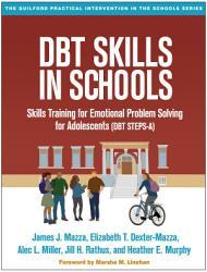 Dbt Skills In Schools Book PDF