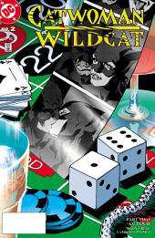 Catwoman/Wildcat (1998-) #2