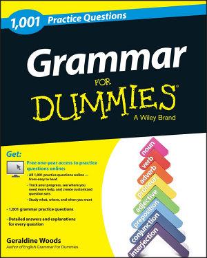 Grammar For Dummies  1 001 Practice Questions    Free Online Practice  PDF