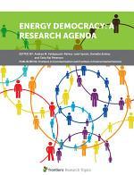 Energy Democracy: A Research Agenda