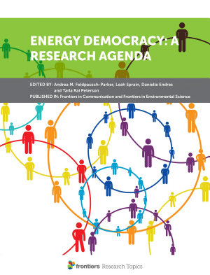 Energy Democracy  A Research Agenda