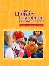 Early Literacy Instruction in Kindergarten PDF