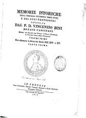 Memorie istoriche della Perugina Università degli studi e dei suoi professori: Volume 1