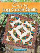 Curvy Log Cabin Quilts PDF