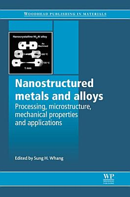 Nanostructured Metals and Alloys