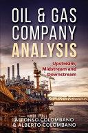 Oil & Gas Company Analysis