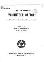 A Civilian Defense Volunteer Office