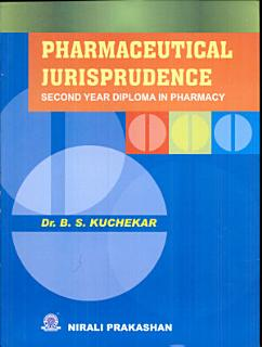 Pharmaceutical Jurisprudence Book
