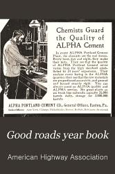 Good Roads Year Book PDF