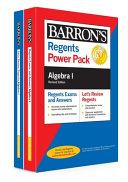 Regents Algebra I Power Pack Revised Edition