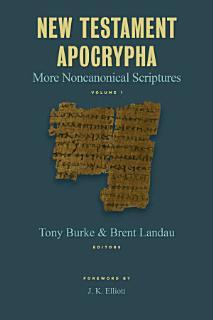 New Testament Apocrypha  v1 Book