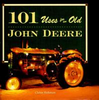 101 Uses for an Old John Deere PDF