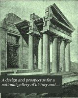 A Design and Prospectus for a National Gallery of History and Art at Washington PDF